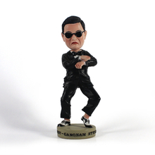 Funny action figure Bird uncle reality figurine bobble head