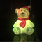 PVC night lamps kids favor gifts bedroom decoration lovely litter bear night light