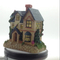 custom polyresin model miniature house for kids