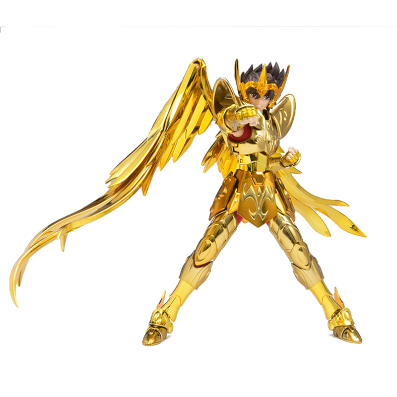 custom handmade collecation craft Sagittarius Aiolos saint seiya action figure