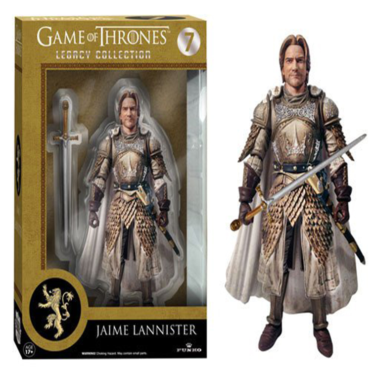 resin craft collection statue gift pop TV game of thrones action figure