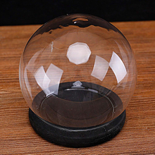 empty custom resin snow globe promotional items