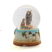 Custom souvenirs resin snow globes kawaii