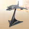 resin model craft gift antique vintage electroplate airplane figurines